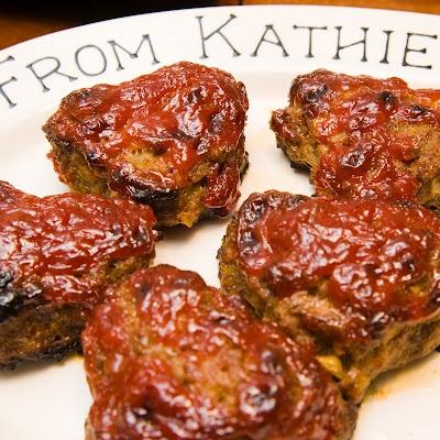 Mini Meat Loaves | Recipes | Pinterest