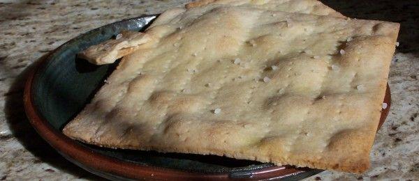 matza style crackers