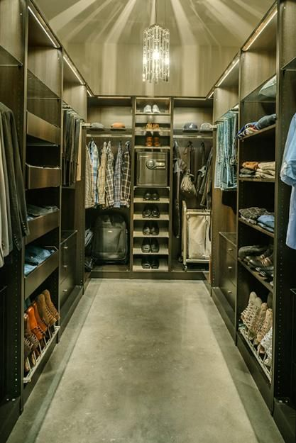 33 walk in closet design ideas to find solace in master for Walk in closet remodel