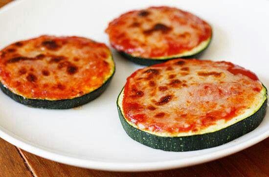 Pizza zucchini bites | Kids /healthy food | Pinterest