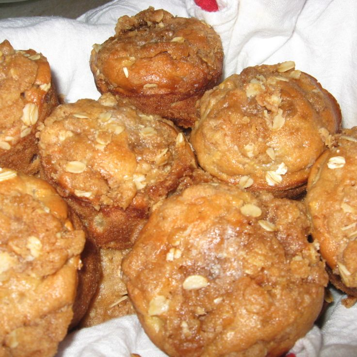 Apple Pie Muffins | Recipe