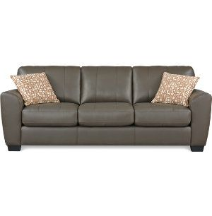 Sofa option for the home pinterest for Leather sofa michigan