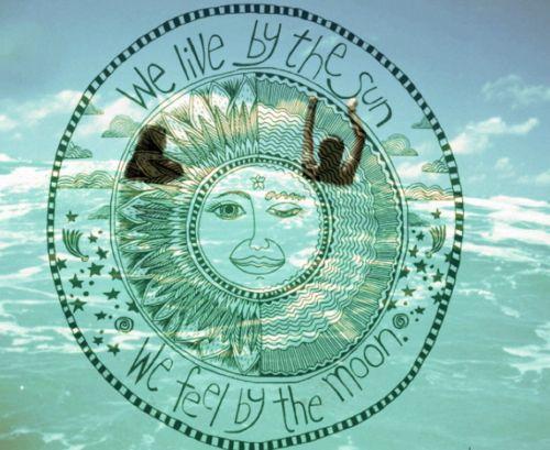 Sun & moon | live & feel :)