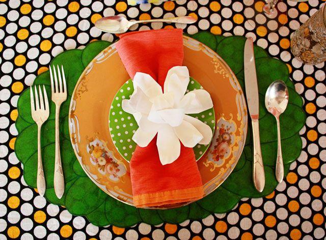 DIY Paper Plate Flower