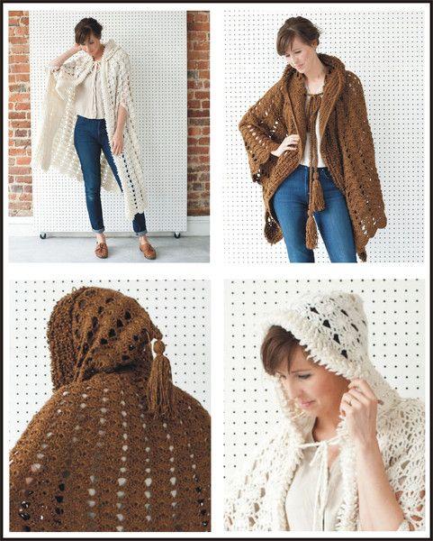 tunisian skill crochet crochet maniac cape crochet crochet capes ...