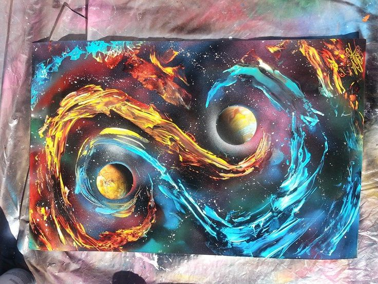 Spray Paint Art By Nate Bockus Spray Paint Art 32 Pinterest