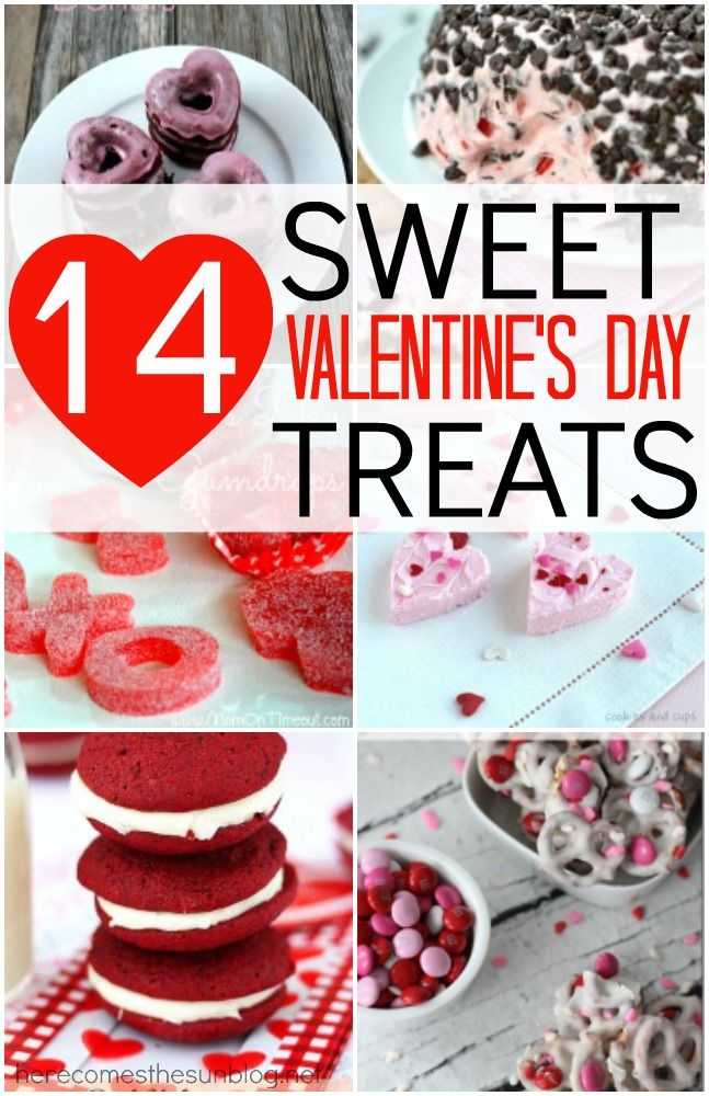 valentine's day treats and diy gift ideas