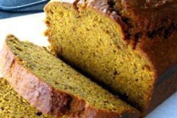 Super Moist Pumpkin Bread [Vegan] | Yum! | Pinterest