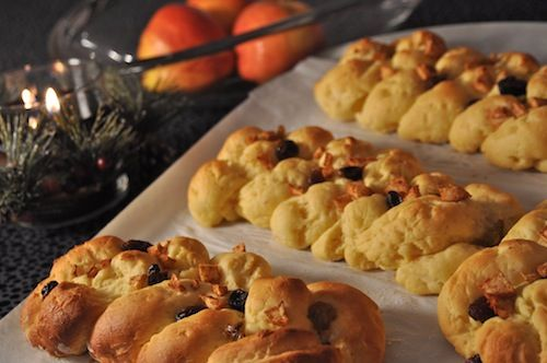 Gluten-Free Dairy-Free Challah with Apples & Raisins. One of my ...