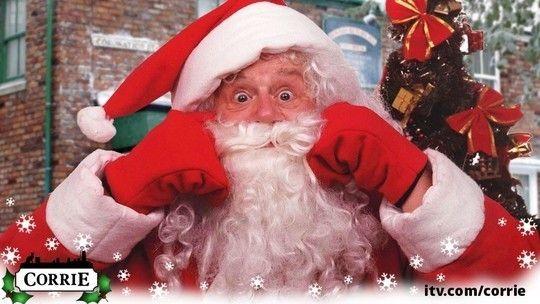 ... like this: christmas countdown , coronation street and christmas