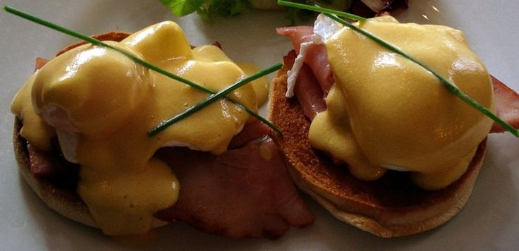 Healthier Eggs Benedict Recipe | Burgers, fritters, fish, chicken, cu ...