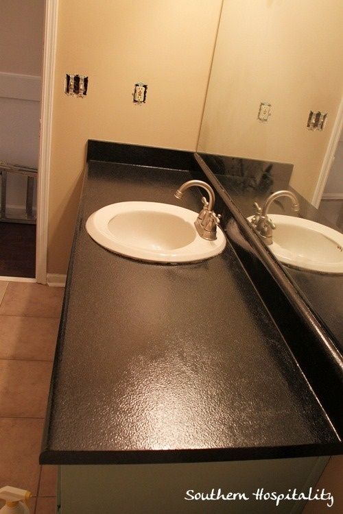 Rustoleum Countertop Paint Onyx : rust oleum countertop transformations reviews Southern Hospitality ...