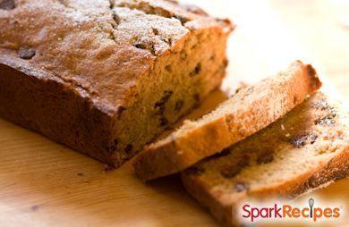 Sour Cream Chocolate Chip Banana Bread Recipe by FIREFLY573 via ...