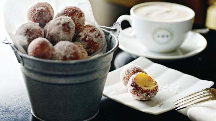 Four Seasons SeattleDoughnuts Recipes — Dishmaps