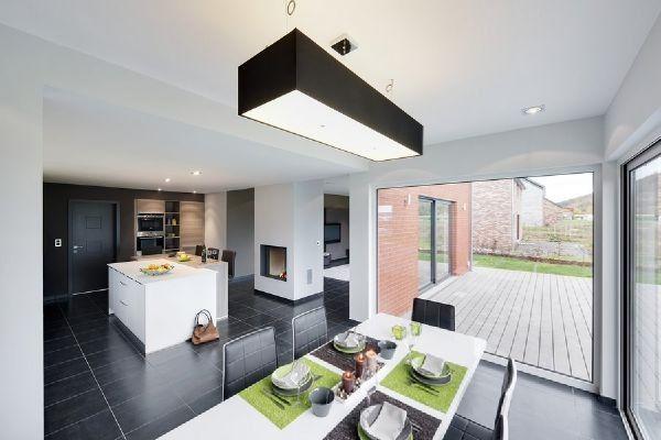 Indeling Keuken Woonkamer : Indeling keuken – woonkamer – eetruimte Huis – inspiratie Pintere