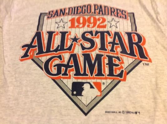 Pin by defunkd true vintage t shirts on vintage baseball t for All star t shirts