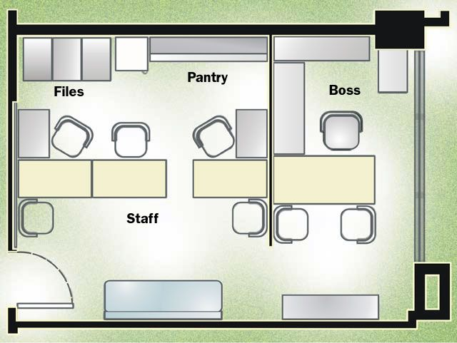 Open Office Design2 also Floor Plan Isometric Back Top View in addition Building Space For Building Teams furthermore Floor Plans Office together with 3d Office Service. on small offices layouts floor plan