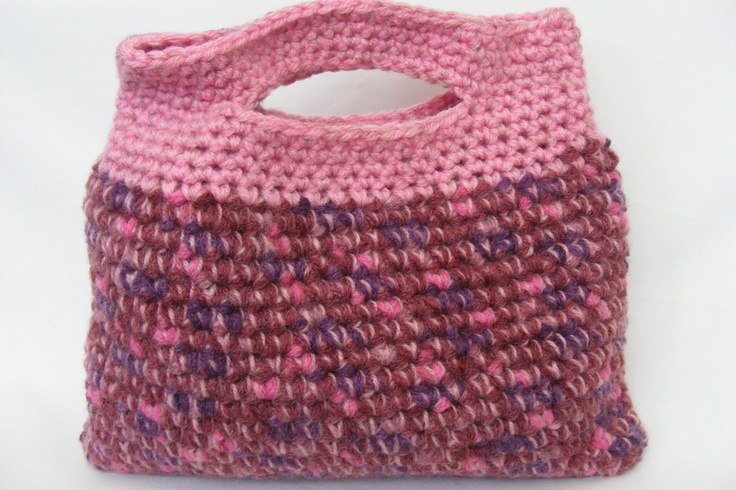 Crochet Bags Pinterest : Crochet Bag My Creations Pinterest
