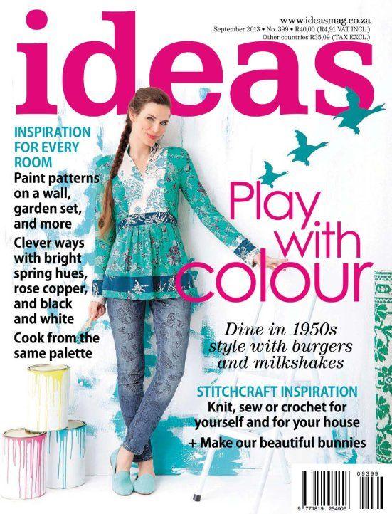 magazine cover ideas
