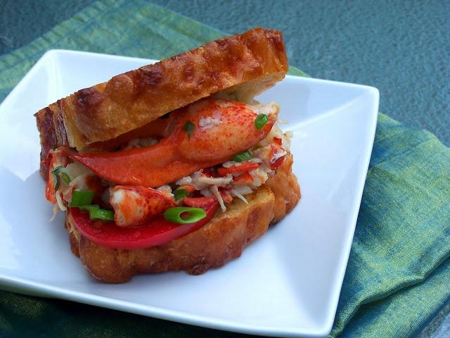 Lobster Sandwich | LOBSTER Sandwich - heaven! | Pinterest