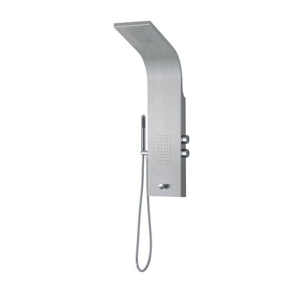 colonne de douche sans jet