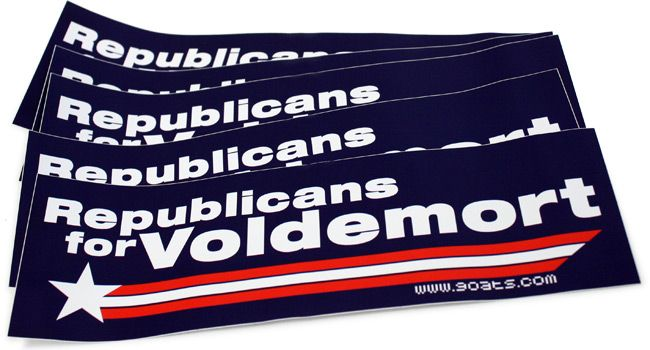 Romney-Voldemort 2012