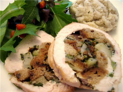 Turkey breast rolled turkey breast for How to cook a 7kg turkey