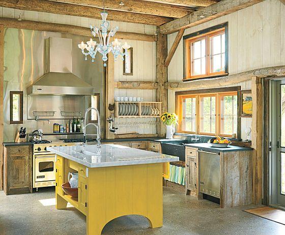 love love love this kitchen!