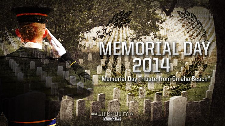 the memorial day tribute