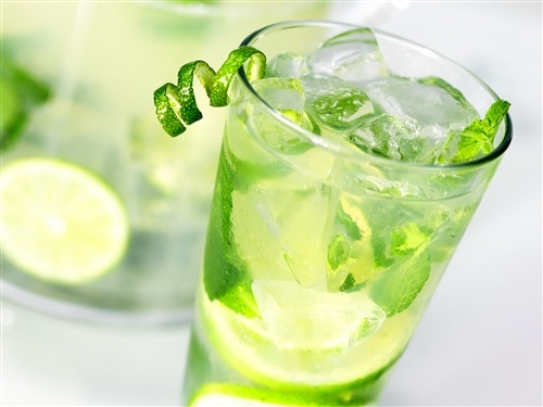 mojitos. We defend the mighty mojito and share a recipe for the