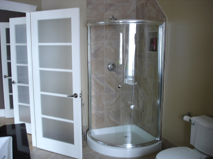 Small master bathroom with closet basement remodel for Master bathroom and closet