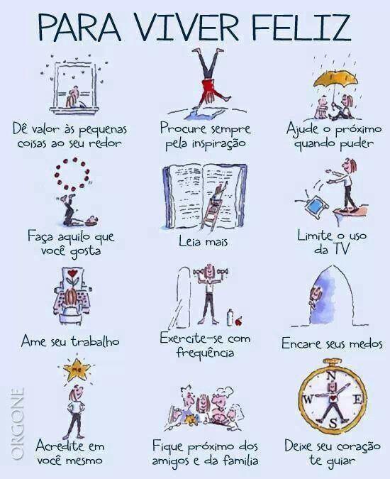 #felicidade #bemestar