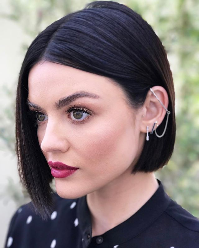 Fact: Lucy Hale Gets Cystic Acne, and This is How She TreatsIt
