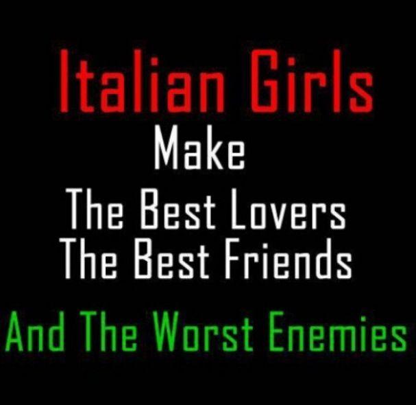 Italian Girl Quotes. QuotesGram