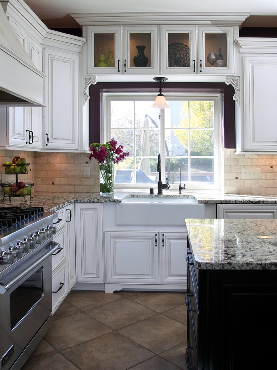 Cabinets And Light Above Window Home Sweet Home Pinterest
