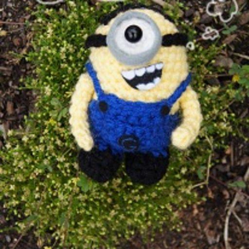 Free Crochet Minion Amigurumi Pattern! ? Crochet ...