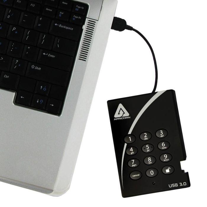 Apricorn Aegis Padlock 1 TB USB 3.0 $219.99
