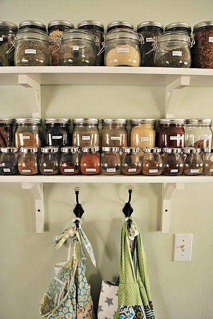 ahhh ... I love jars.