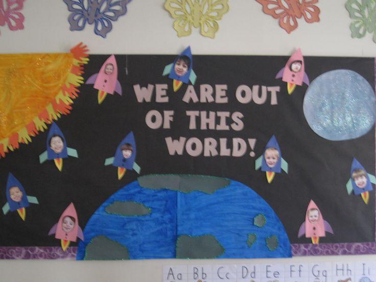 Solar System Classroom Decorations Bulletin Boards Pics