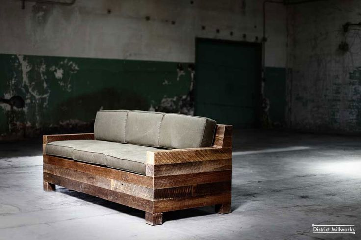 District Millworks - Furniture Seating  Home  Pinterest