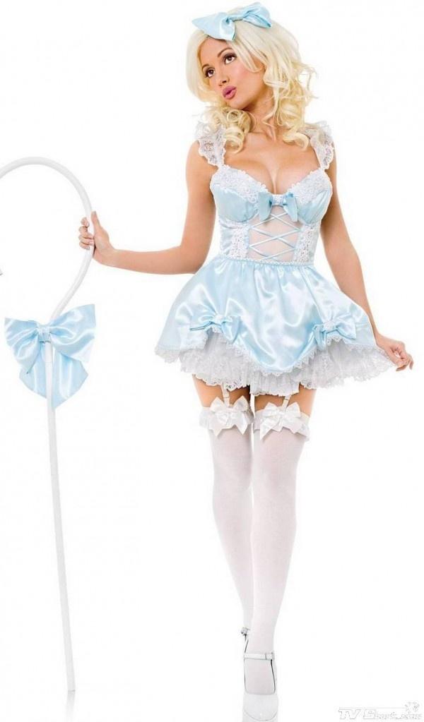 Little boo peep fancy dress pinterest