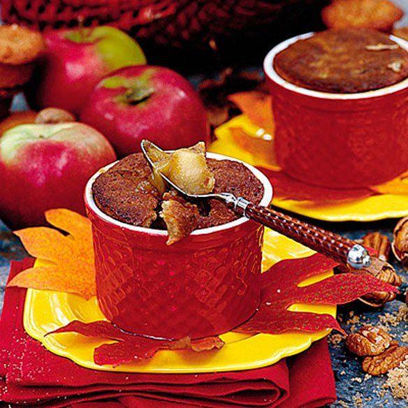 Apple Pecan Cobbler Recipe — Dishmaps