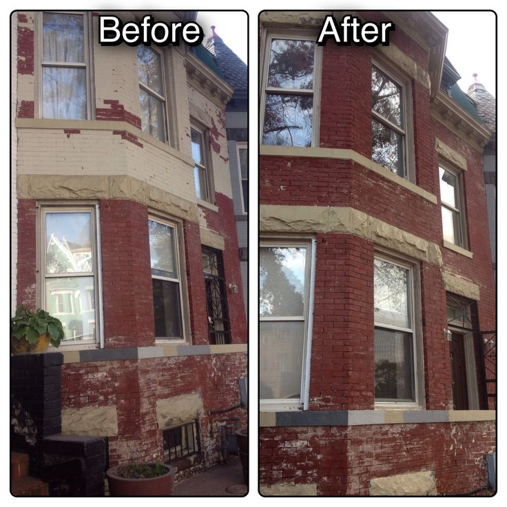 How To Remove Paint From Brick Exterior How To Remove Paint From Exterior Brick Bowerpowerblog