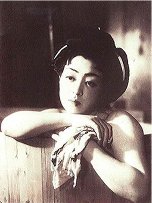 Sawamura Sadako (沢村貞子) 1908
