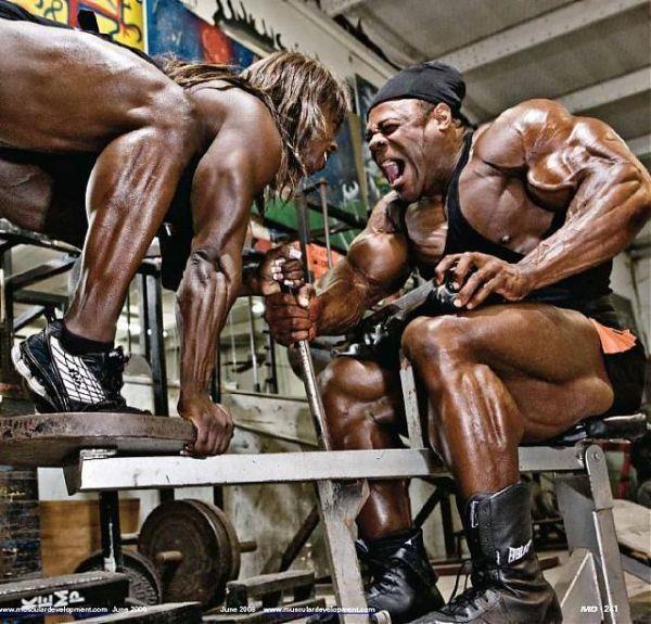 Kai Greene hardcore training | Quotes & Motivation | Pinterest