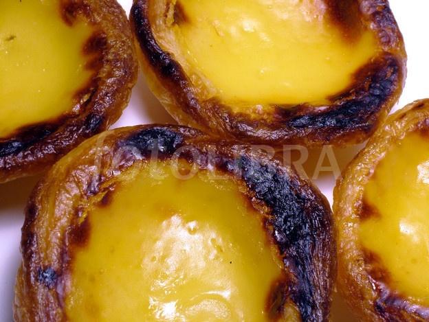 Portuguese custard tarts | My Life Being Portuguese! | Pinterest