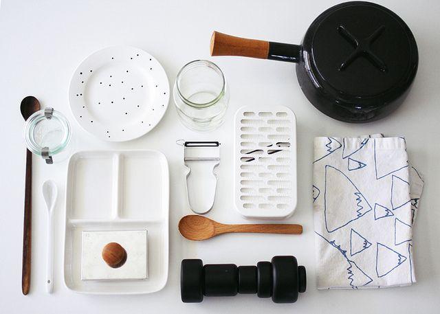 13 favorite kitchen objects ++ AMM blog