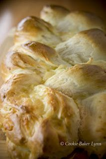 Cheesy French Braid | Breads, Biscuits And Rolls | Pinterest