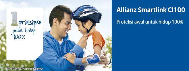 Asuransi Jiwa - allianz smartlink ci100 - Asuransi Allianz Indonesia