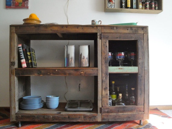 Bookshelf Wine Rack